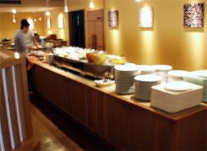 神戸ポートタワーホテル_朝食2