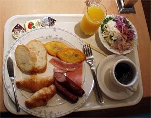 神戸ポートタワーホテル_朝食3