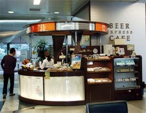 新神戸駅_カフェテリア