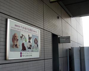 羽田空港(2)ペットホテル