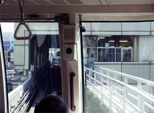 ポートライナー三宮駅(1)