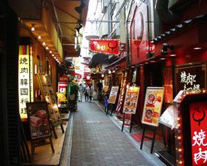 鶴橋西商店街