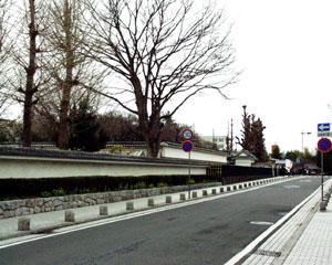 弘道館_土塀