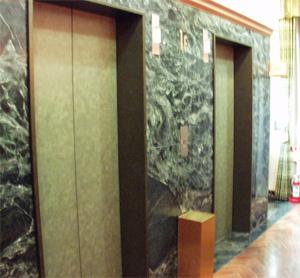 メッツ水戸_エレベーターホール