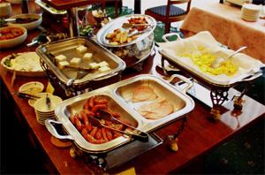 メッツ水戸_朝食4