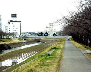 桜川遊歩道