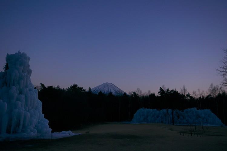 凍てつく夕刻 Ⅳ