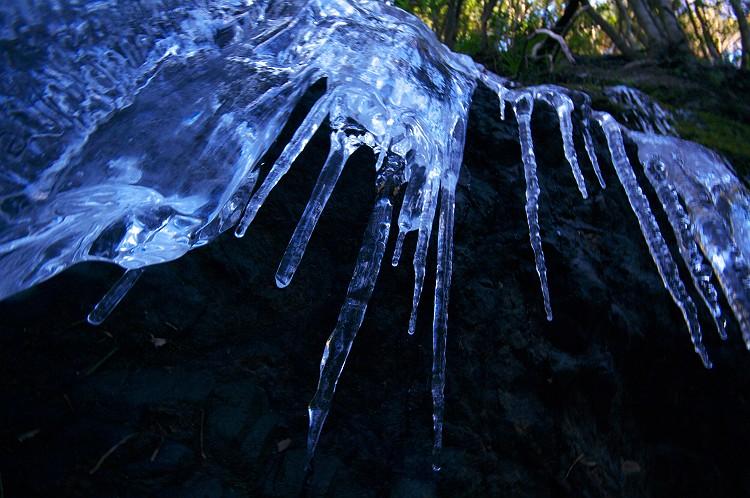 タイラ沢の大滝 2011 その3