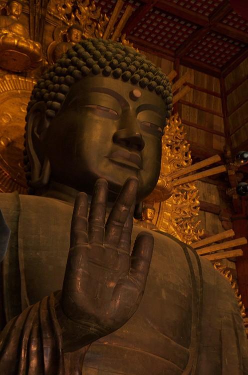 奈良の大仏 其の弐