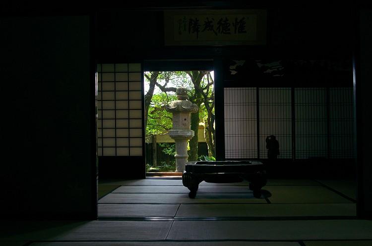 和の空間 ~加茂花菖蒲園 5~