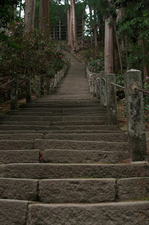 室生寺 奥の院
