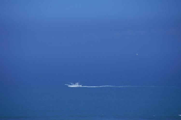 大海原をゆく