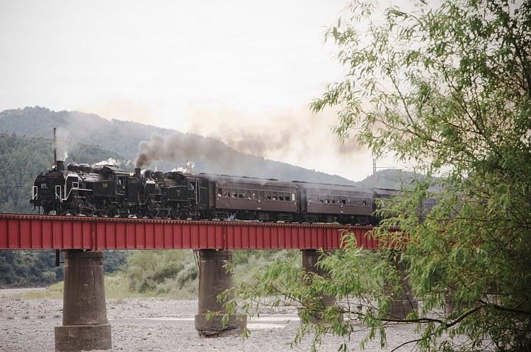 大井川鐵道をのんびりと その一