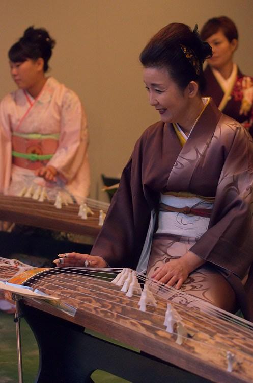琴の音色 ~横須賀 ちっちゃな文化展 4~