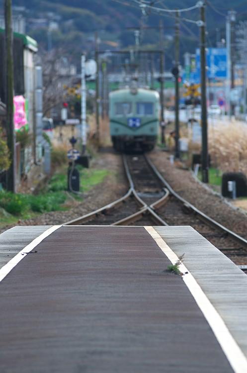 大井川鐵道五和駅 二 ~生きる~