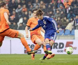 サッカーオランダ戦1311