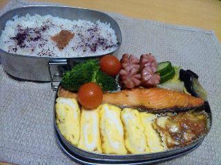2011/1/6のお弁当