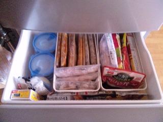 冷凍食品たち