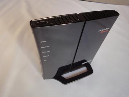 無線LAN バッファローWHR-G301N