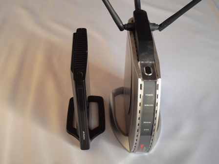 無線LAN バッファローWHR-G301NとWZR-144N