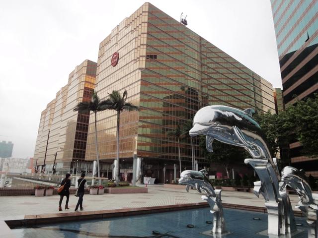 香港ロイヤルパシフィクホテル