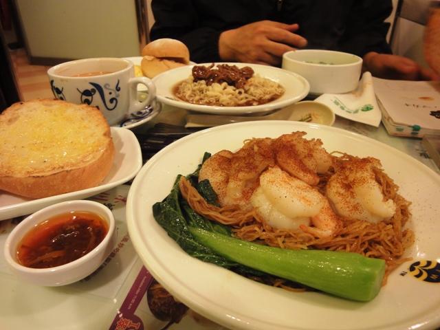 香港 翠華餐廳 ファミレス
