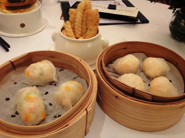 香港 映月楼 飲茶