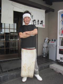 『かしや』×『麺屋 たけ井』コラボイベント「極濃鶏豚祭り!」開催♪-2