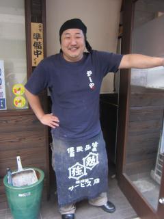 『かしや』×『麺屋 たけ井』コラボイベント「極濃鶏豚祭り!」開催♪-3