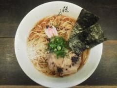 【新店】麺屋 藤しろ 飯田橋店-5