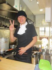 【新店】麺屋 はなぶさ-2