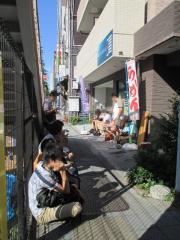 煮干狂會ブレゼンツ『麺処 晴』創業1周年記念イベント-10