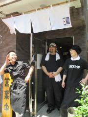 煮干狂會ブレゼンツ『麺処 晴』創業1周年記念イベント-14