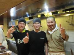 『中華蕎麦 とみ田』×『麺屋 一燈』コラボイベント-17