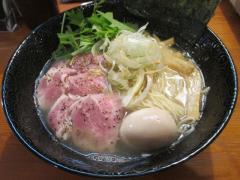 鯛煮干ラーメン 麺屋 鯱【弐】-3