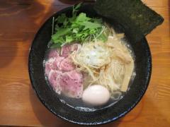 鯛煮干ラーメン 麺屋 鯱【弐】-45