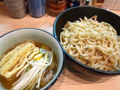 桃の木(つけ麺)