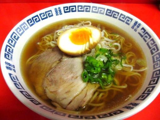 菊屋(醤油ラーメン)