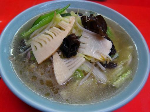 木蘭(野菜ラーメン)