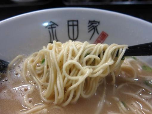 金田屋和田党(麺)