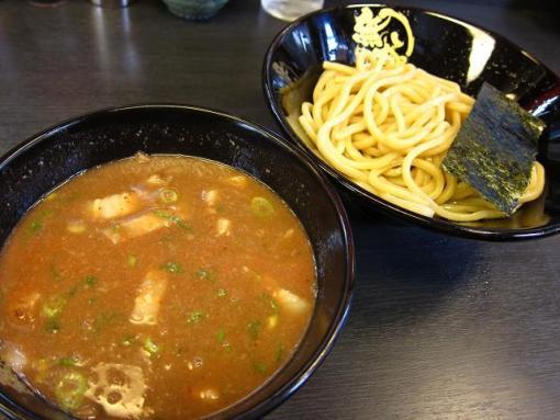 無極(つけ麺)