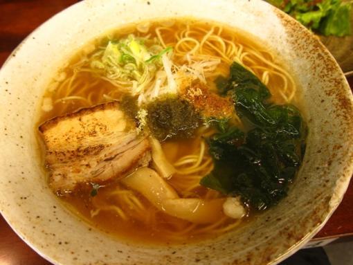 くれ星製麺屋(ラーメン)