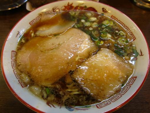 七福(醤油ラーメン)