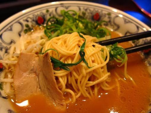 唐獅子や(大正らーめん・麺)