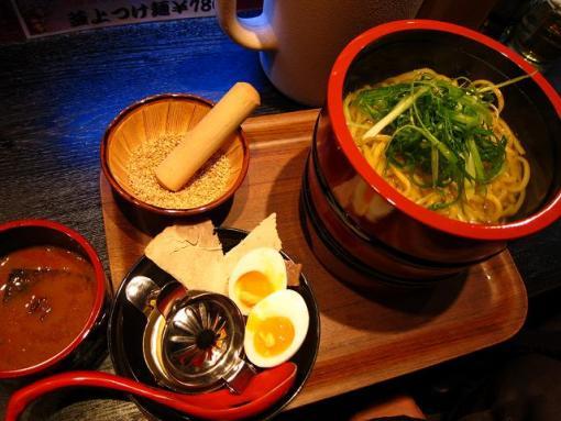 唐獅子や(釜上つけ麺)