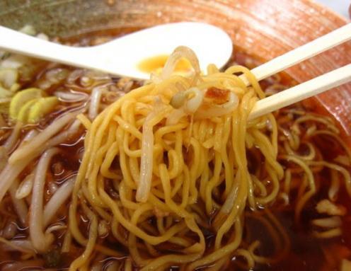 覆麺 智(麺)