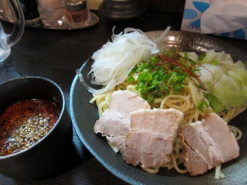楽(つけ麺)
