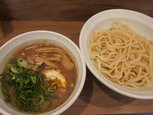 なおじ(つけ麺)