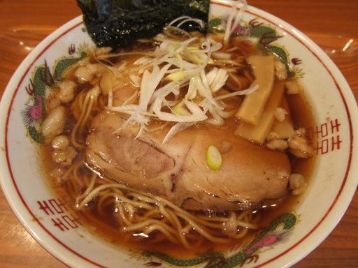 こばやし(醤油ラーメン)