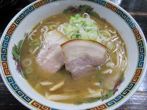 長尾中華そば(こく煮干し)